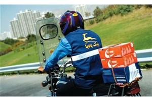 رانندگان «پیک بادپا» بیمه میشوند