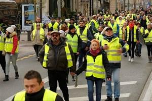 پلیس فرانسه حق شلیک به جلیقهزردها را گرفت!
