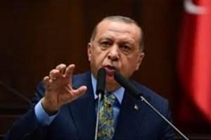 اردوغان آمریکا را به ریاکاری متهم کرد