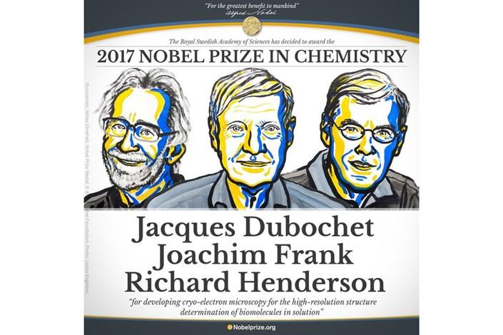 2017 جایزه نوبل شیمی