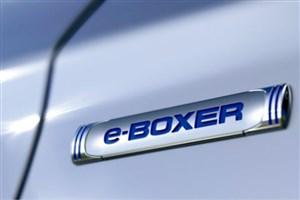 سوبارو اولین خودروی هیبریدی بازار اروپا را معرفی می کند