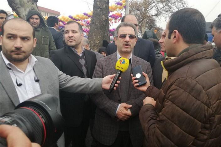 افتتاح بخش کودکان بیمارستان فیروزآبادی