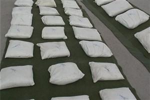 قاچاقچیان با 67 کیلو حشیش زمین گیر شدند