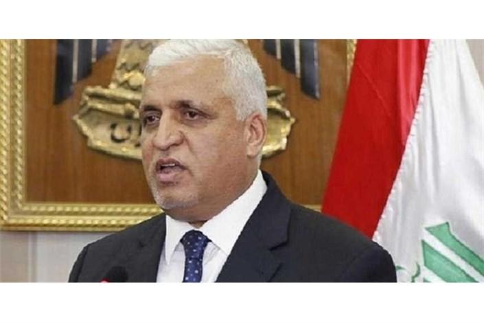 ئیس سازمان الحشد الشعبی