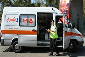 تمهیدات ویژه اورژانس به دلیل شرایط جوی در تهران