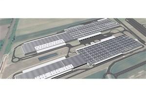بزرگترین مرکز تولید انرژی خورشیدی اروپا