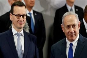 تنش با لهستان کار دست اسرائیل داد