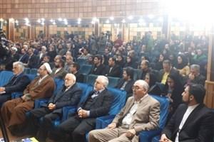 آیین رونمایی از 40 اثر فاخر در حوزه مطالعات انقلاب برگزار شد