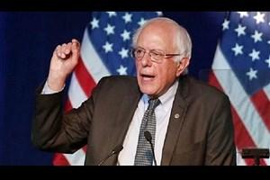 برنی سندرز رقیب ترامپ در انتخابات 2020 آمریکا