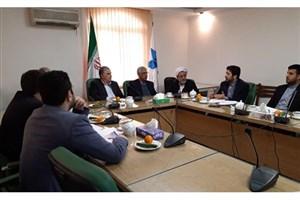 ارتقاء توانمندی های کارکنان دفتر هیات موسس دانشگاه آزاد اسلامی