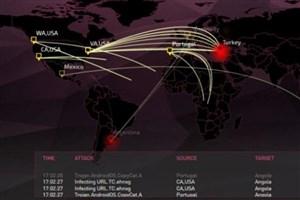 7 کشور پیشرو در عرصه امنیت سایبری