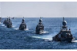 توضیح نیروی دریایی ارتش درباره خبر رزمایش مشترک ایران و روسیه