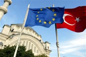 انتقاد اتحادیه اروپا از برخوردهای ترکیه با معترضان