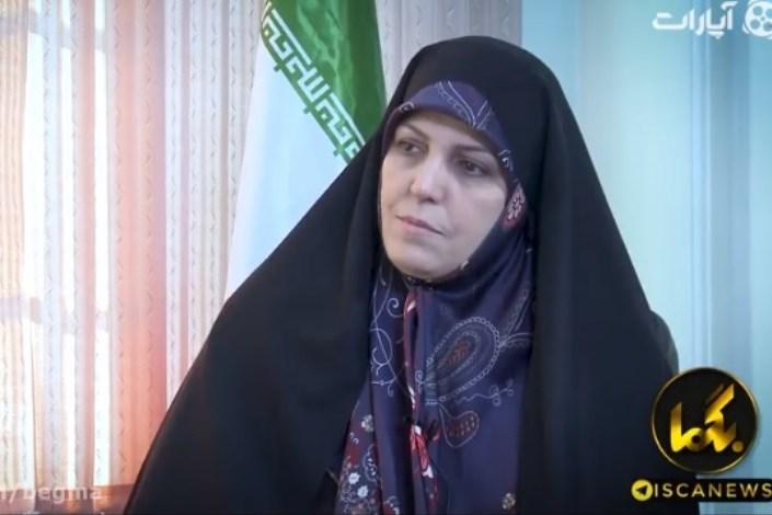 بگما9| نظر متفاوت خانم مولاوردی در مورد حجاب و اظهارات او پس از خروج از دولت