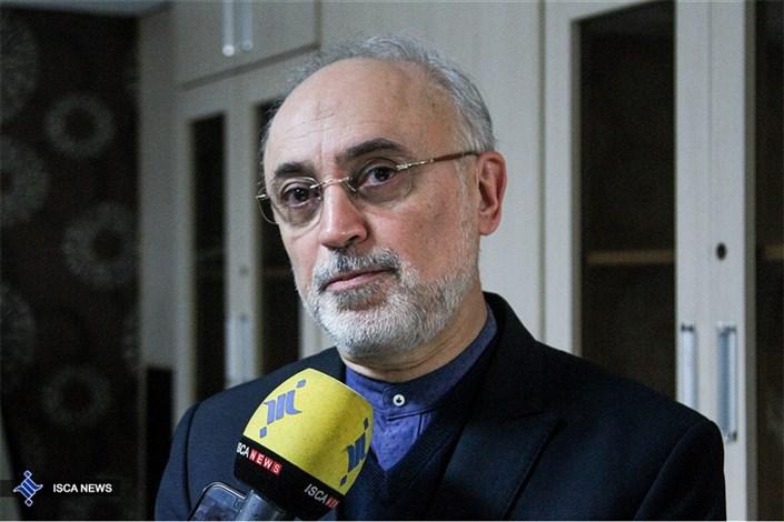 حضور رئیس سازمان انرژی اتمی در سازمان رسانههای دانشگاه آزاد اسلامی