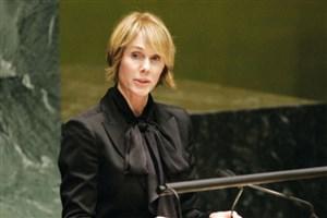 سفیر فعلی آمریکا در کانادا نماینده ایالات متحده در سازمان ملل