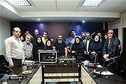 ضبط برنامه امتحان شو  رادیو ایران در ایسکانیوز