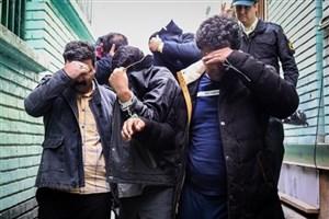 باند مخوف سرقت متلاشی شد/  کشف اشیاء تاریخی از سارقان