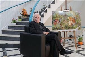 «استاد محمود فرشچیان» در فهرست گنجینههای زنده بشری و حاملان میراث فرهنگی ثبت شد