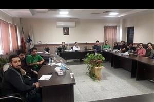 برگزاری اولین دوره مدرسه شایستگی و خلاقیت در واحد تهران مرکزی