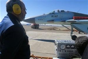 گیربکس ایرانی هواپیمای میگ ۲۹ تست عملیاتی شد