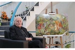 Master Farshchian Added to Living Human Treasures List
