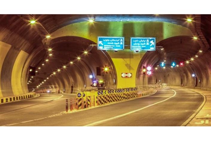 تصادفات مکرر موتورسواران در تونلهای شهری