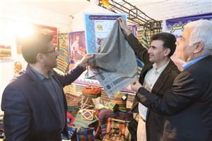 رونمایی از اولین فروشگاه آنلاین صنایع دستی در خوزستان