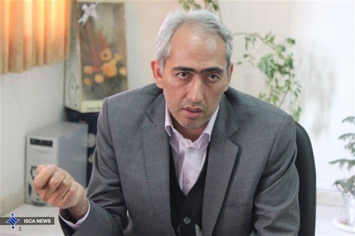 دکتر علی سلیمی دانشگاه آزاد اهر