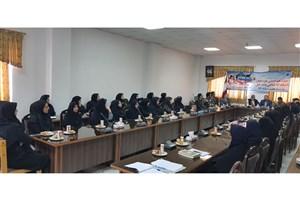جلسه هم اندیشی بانون دانشگاه آزاد اسلامی بابل برگزار شد