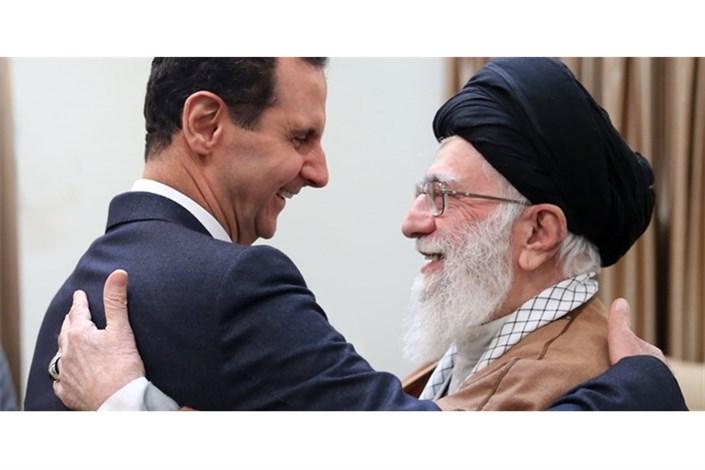 رهبر بشار