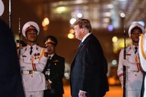 رئیس جمهور آمریکا وارد ویتنام شد