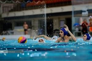 IAU Water Polo Team into Iran's Water Polo League Final Tournament