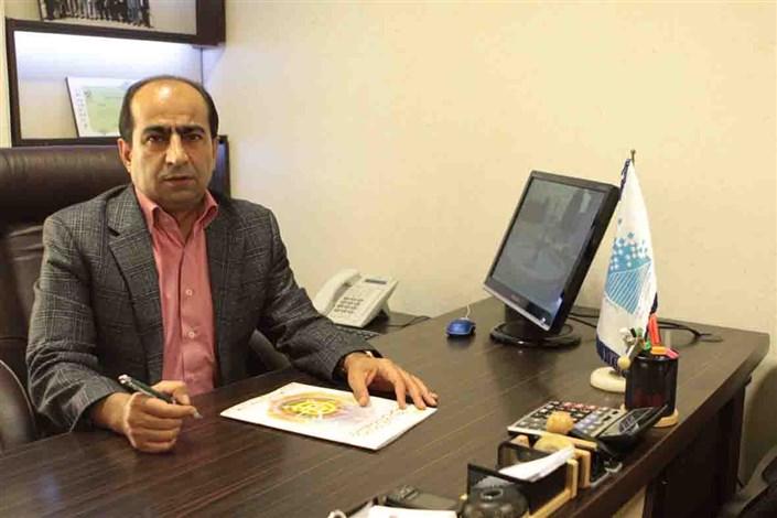 محمد مراد بیات مدیرعامل مرکز فابا