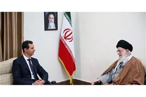 سفر اسد به تهران، امیدها به دوری سوریه از ایران را تضعیف کرد