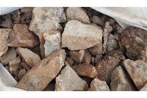 کشف بیش از 10 تن سنگ طلای قاچاق در ورزقان
