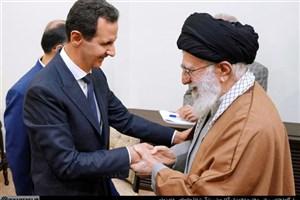 سفر اسد به تهران، توهم را از سر مسئولان صهیونیست پراند