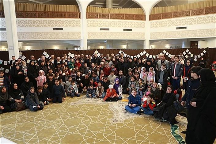 مسابقه نقاشی با موضوع نماز