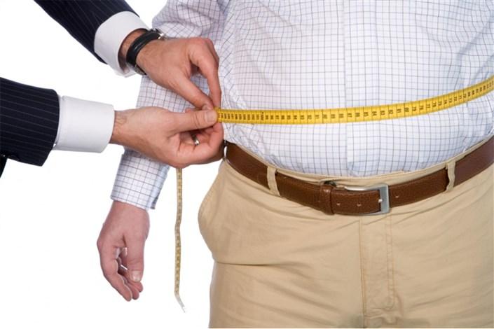 چاقی ایرانی ها