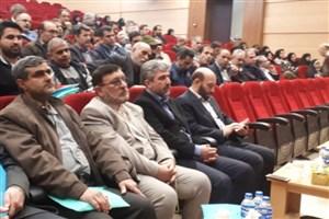 همایش «اقتصاد مقاومتی با رویکرد حمایت از کالای ایرانی»  برگزار شد