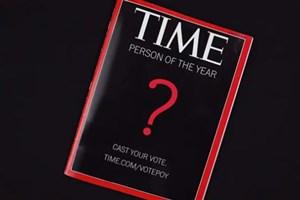 جریان سازی مجله تایم از طریق  معرفی شخصیت ها