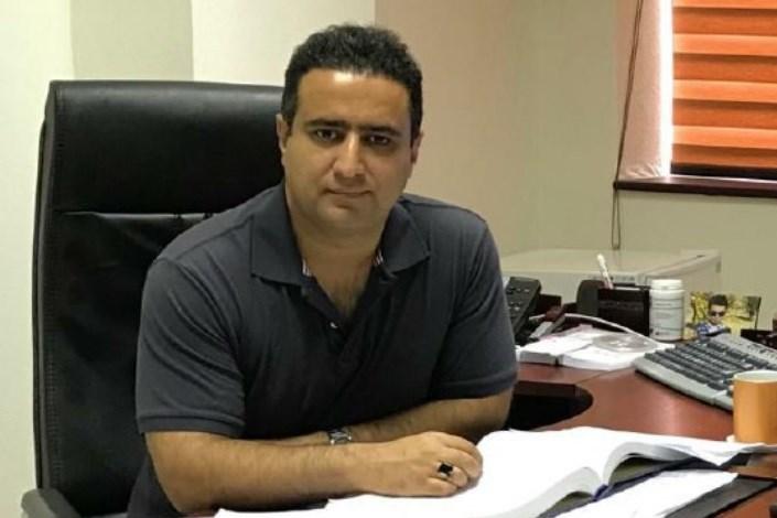 مهدی داودی رئیس مطالعات مهندسی و اقتصادی طرح های فرآیندی