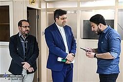 بازدید رئیس بسیج اساتید دانشگاههای تهران از ایسکانیوز