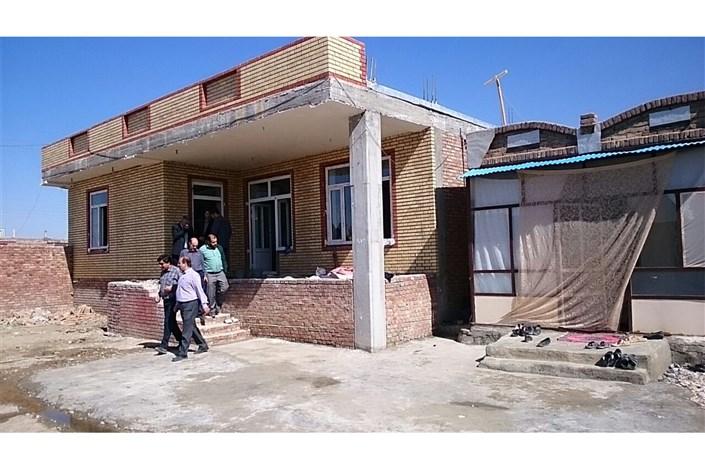 بهره برداری از ۲۵۰۰ واحد مسکونی مددجویان زلزلهزده کرمانشاه
