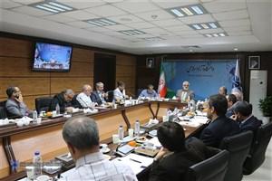 تصویب ساختار سازمانی معاونت علوم مهندسی و کشاورزی و مرکز بازرسی، نظارت، ارزیابی و رسیدگی به شکایات دانشگاه آزاد اسلامی