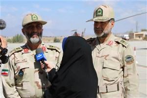 فرمانده مرزبانی ناجا:  برخی از مناطق صعبالعبور بسترهای مطلوبی ندارند