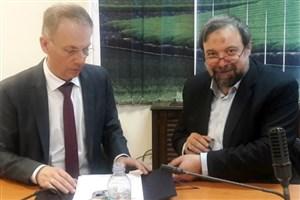 گسترش همکاری مرکز یادگیری الکترونیکی دانشگاه تهران و دانشگاه درسدن آلمان