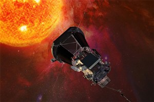 لمس خورشید ماموریت فوق العاده  پارکر