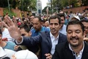 خوان گوایدو به ونزوئلا بازگشت
