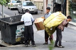 ۶۵ درصد کودکان کار خارجی مجوز اقامت ندارند /استفاده از کودکان برای زبالهگردی